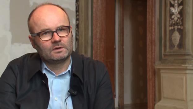 Video «Thomas Demand über die Rekonstruktion der Ausstellung» abspielen