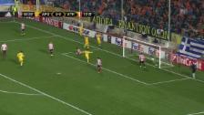 Link öffnet eine Lightbox. Video APOEL schafft Coup gegen Bilbao abspielen