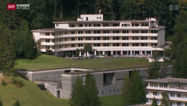 Video «Schweiz aktuell vom 03.10.2013» abspielen