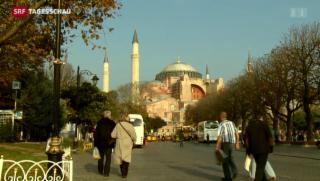 Video «Papst auf Türkei-Besuch» abspielen