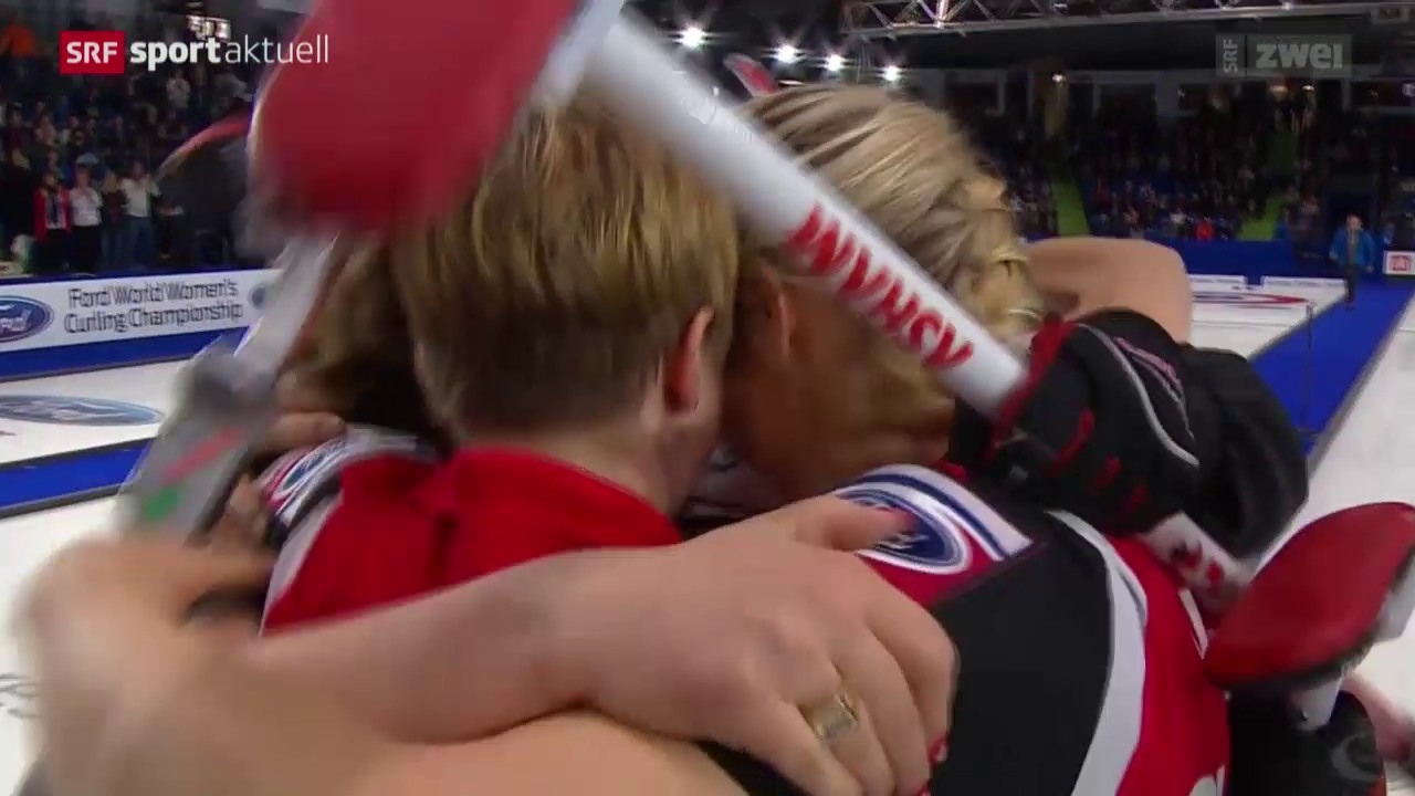 Curlerinnen triumphieren an der WM