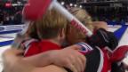 Video «Curlerinnen triumphieren an der WM» abspielen