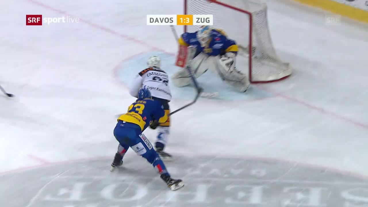 Die beiden Playoff-Tore von Jarkko Immonen