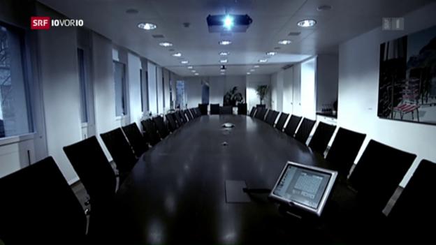 Video «Suizid unter Managern» abspielen