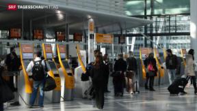 Video «Lufthansa-Pilotenstreik geht weiter» abspielen