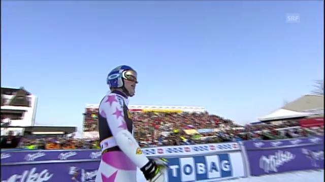 Ski: Der 2. Lauf von Lindsey Vonn in Maribor