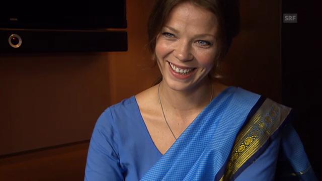 Jessica Schwarz über ihre Rolle in «Der Koch»