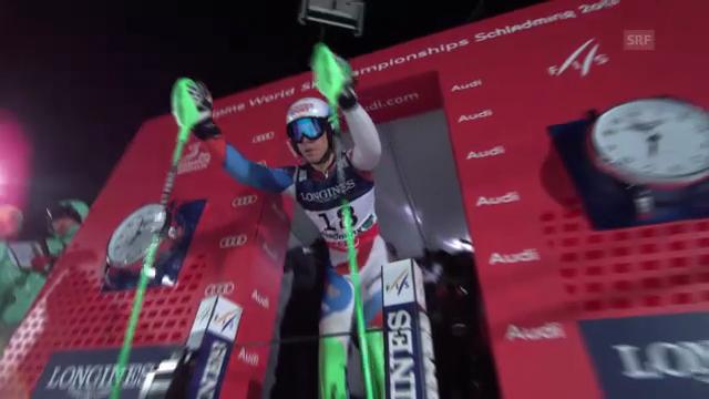 Super-Kombi: Slalom Carlo Janka