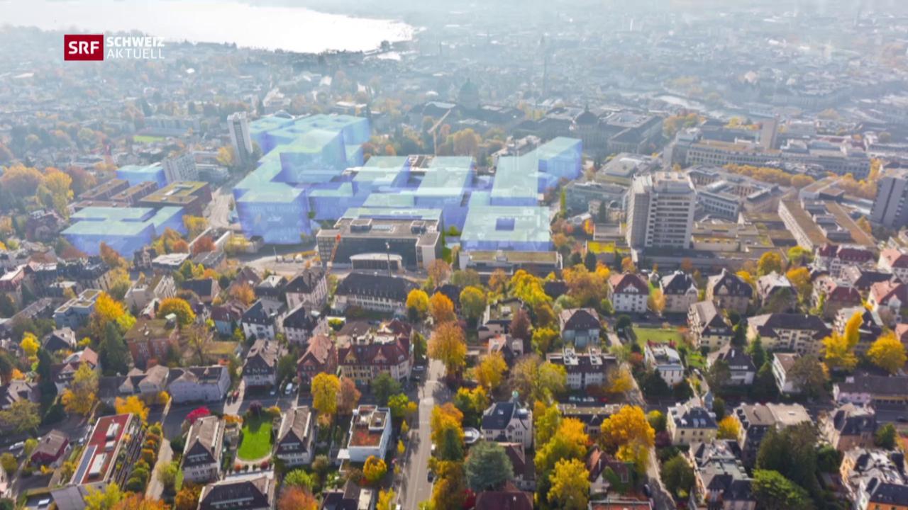 Pläne für einen neuen Campus