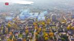 Video «Pläne für einen neuen Campus» abspielen