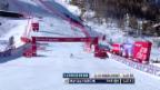 Video «Ski alpin: Slalom Männer Val d'Isère, 2. Lauf Mattias Hargin («sportlive», 15.12.2013)» abspielen