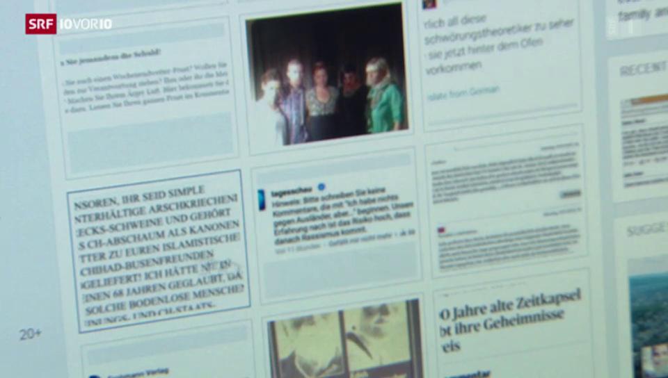 FOKUS: Fremdenhass im Netz