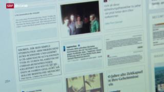 Video «FOKUS: Fremdenhass im Netz» abspielen