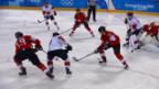Video «Eishockey-Nati kassiert 1:5-Klatsche gegen Kanada» abspielen