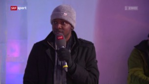 Video «Charles Nguela Stand-up-Comedy» abspielen