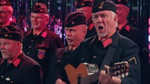 Video «Die neue Schweizer Nationalhymne» abspielen