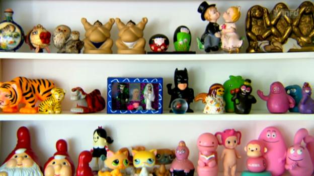 Video «Ivana Falconis Leidenschaft für Kitsch» abspielen