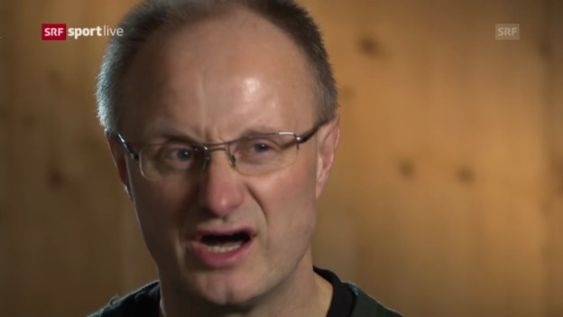Video «Anders Eldebrink über seine Zeit in der NHL» abspielen