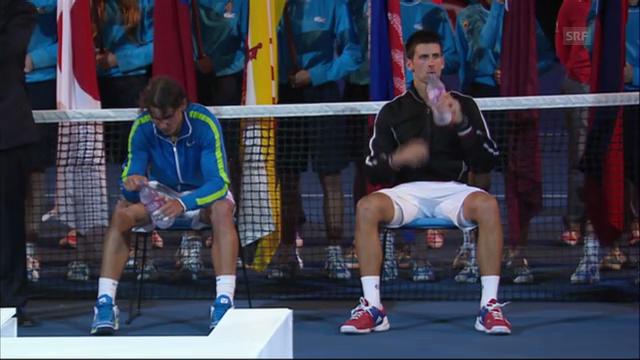 Rückblick Australian Open 2012