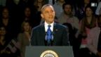 Video «Weltweite Obama-Manie» abspielen