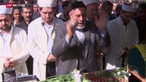 Video «Türkei nach Anschlag gespalten» abspielen