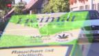 Video «Wirkungen einer Cannabis-Zigarette» abspielen
