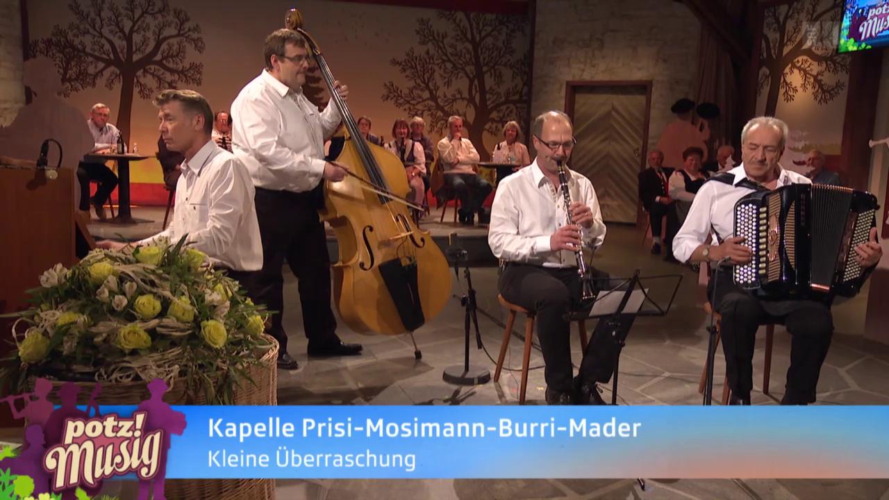 Kapelle Prisi-Mosimann-Burri-Mader