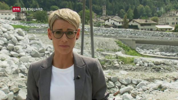 Laschar ir video «Telesguard dals 23.08.2018»