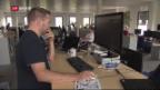 Video «Privatpersonen drohen Sicherheitsrisiken als Folge von Datenklau» abspielen