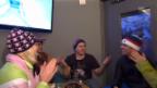 Video «Anthony «Bighead» Ackermann im Après-Ski» abspielen