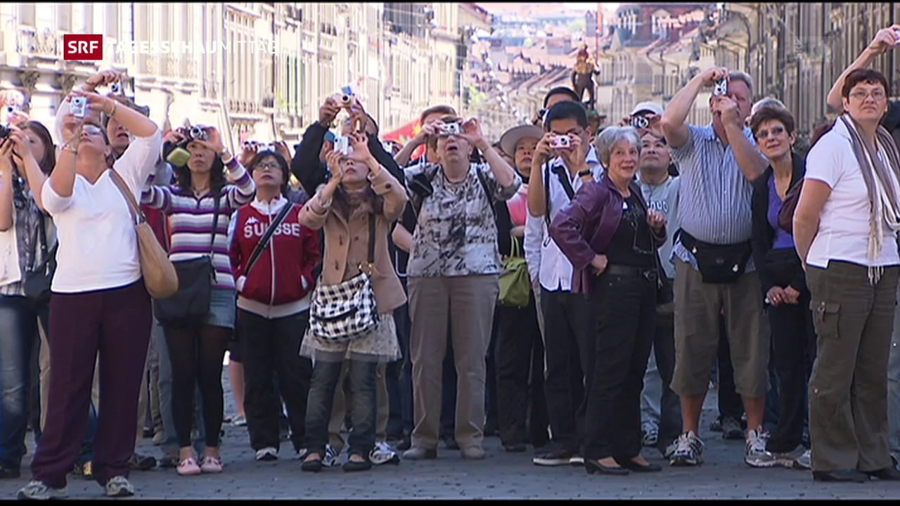 Erholung im Tourismus