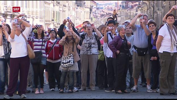 Video «Erholung im Tourismus» abspielen