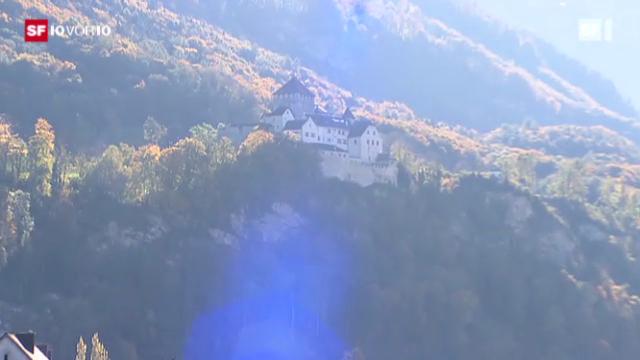 Liechtenstein will reine Weste