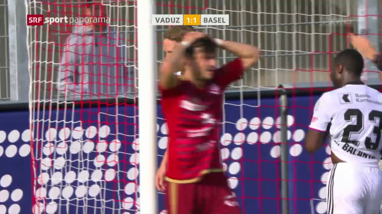 FCB lässt Punkte im «Ländle»