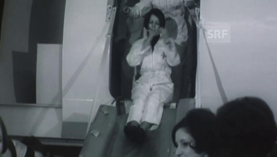 So wird man Stewardess