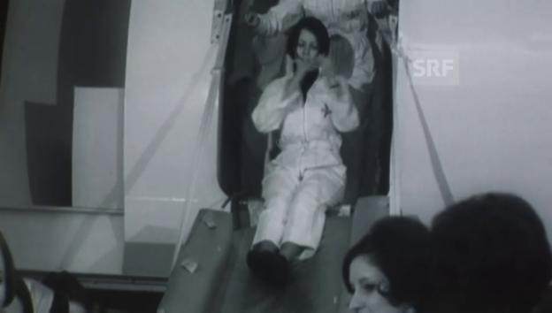 Video «So wird man Stewardess» abspielen