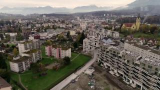 Video «Emmen am Limit: SVP will Zuwanderung bremsen» abspielen