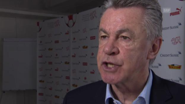 Video «Fussball: Nati-Aufgebot gegen Zypern» abspielen
