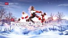 Link öffnet eine Lightbox. Video «PyeongChang aktuell» vom 24.02.2018 abspielen
