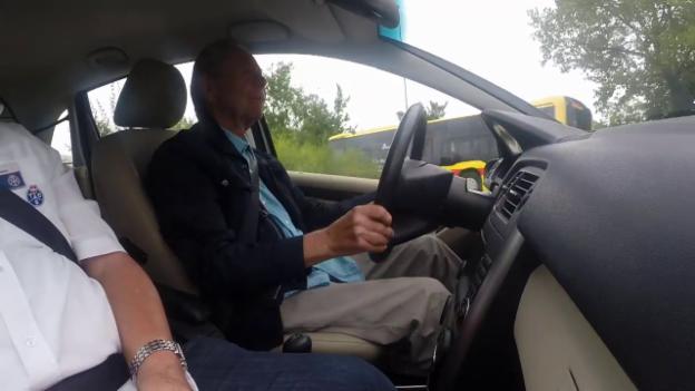 Video «Mobilität im Alter – ein «Menschenrecht»?» abspielen