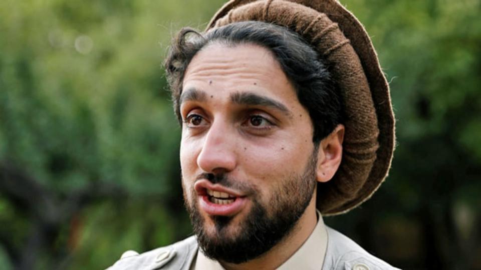 Das afghanische Pandschir-Tal kämpft für seine Unabhängigkeit
