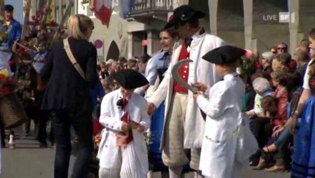 Video ««Sechseläuten 2010»» abspielen