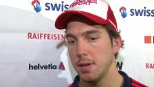 Video «Carlo Janka über seinen Start in der Super-Kombi» abspielen