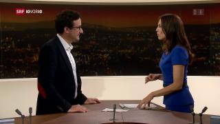Video «Studiogespräch mit Christian de Boisredon» abspielen