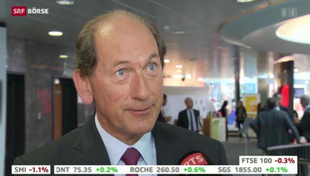 Video «SRF Börse vom 16.10.2014» abspielen