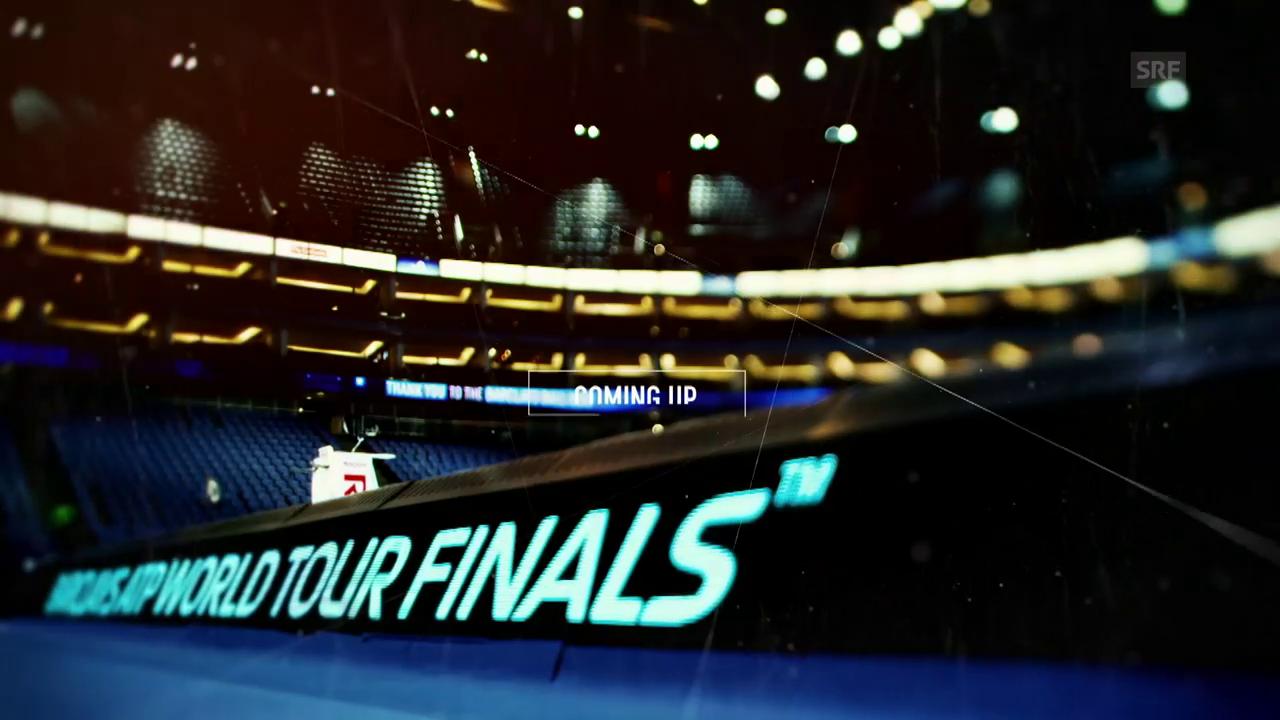 Federer an den ATP Finals gefordert
