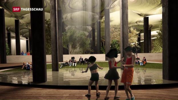 Video «New York unterirdisch» abspielen