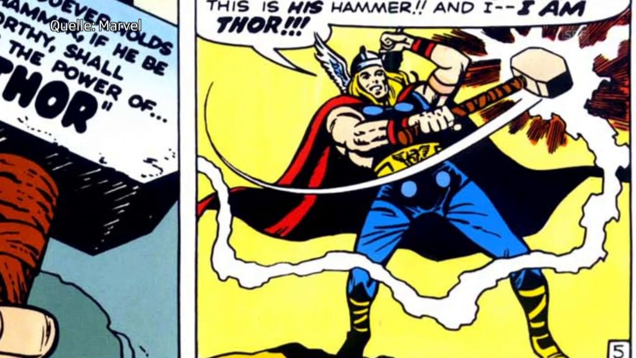 55 Jahre «Thor»