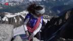 Video ««Schweiz aktuell – die Alpenreise»» abspielen