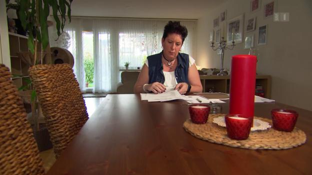 Video «Kostenfalle Umzug: Vermieter wälzt Schäden auf Mieter ab» abspielen
